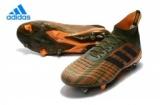1593433 thum - Adidas PREDATOR 18.1 FG アディダス プレデター 18.1 FG/AG CM7412 Trace Olive/Core Black/Bright Orange トレースオリーブ/コアブラック/ブライトオレンジ MENS メンズ サッカースパイク