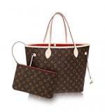 1599831 thum 1 - 女性大好きLouis Vuittonルイヴィトン スーパーコピー ネヴァーフル品質保証得価レディーストートバッグ人気